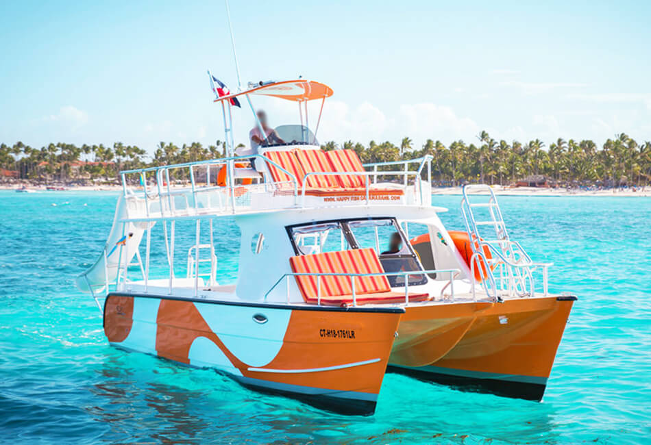 31 ft Arawak Power Catamaran