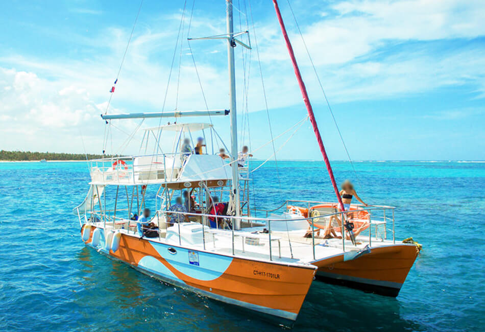 42 ft Arawak 44 Power Catamaran